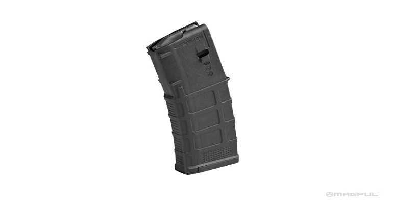 30 ROUND PMAG M3 FOR AR-15 / M-16 (BLACK)