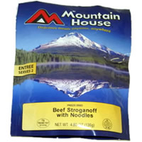 Beef Stroganoff - 2 10 ounce servings