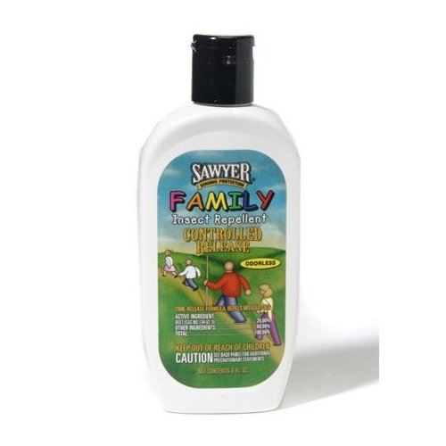 Sawyer Controlled Release Family Insect Repellent 6 OZ